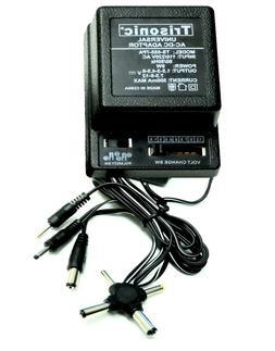 Trisonic 7 Way Universal Plug Ac/dc Adaptor 500 Ma