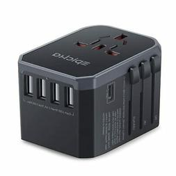 EPICKA Universal Travel Adapter One Worldwide International