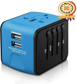 Haozi Universal Travel Adapter, Haozi All-In-One Internation