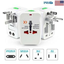 Universal Travel Adapter Charger Converter AC Power Plug Soc