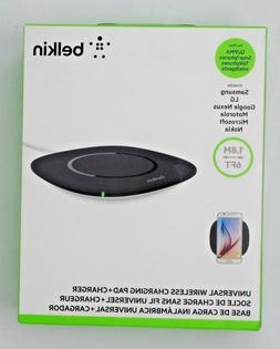 Belkin Universal Wireless Charging Pad + Charger