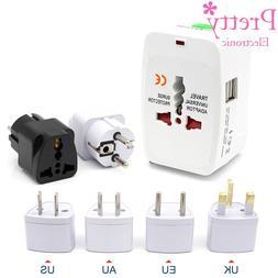 Universal Worldwide <font><b>Adapter</b></font> Electric Soc