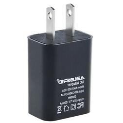 AbleGrid USB 5V 1A Wall AC DC Home House Charging Charger Wa