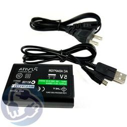 wall ac adapter usb sync cable charger