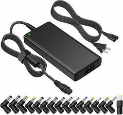 ZOZO 70W 15-20V Slim Universal Laptop Power Adapter Charger